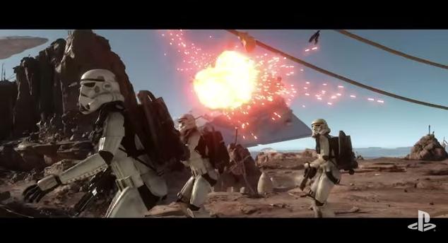 Starwars Battlefront - EA Digital Illusions CE